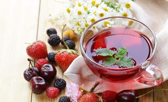Flavoured-tea
