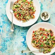 linguine-with-avocado-tomato-lime