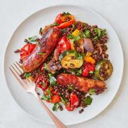 sausage-roasted-veg-puy-lentil-one-pot