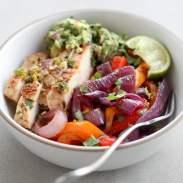 Chicken-Fajita-Bowls-Quinoa